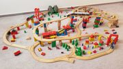 Holzeisenbahn gebraucht