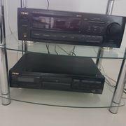Teac-Receiver mit Radio und Teac