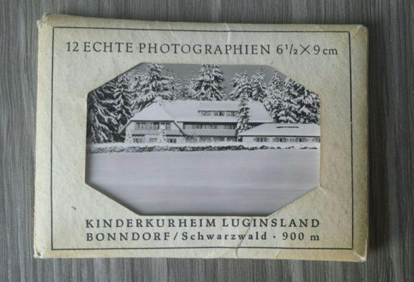 Kinderkurheim Luginsland Fotos