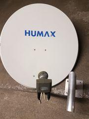 Humax Digital Professionel 100 Satelite
