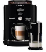 Bohnenkaffee auf Knopfdruck Vollautomat KrupsTyp