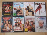 Günstig DVDs abzugeben 40 Stück