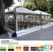 Pavillon Zelt Restaurant personalisierte Farbe