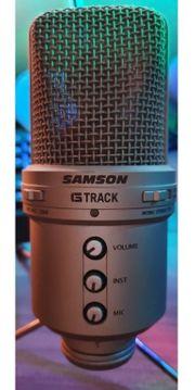 Samson G-Track Studiomikrofon