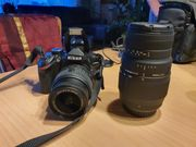 Nikon Kit D 3200 Kamera
