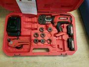 Akku pressmaschine VIRAX VIPER M21