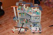 Playmobil Krankenhaus mit Extraetage und