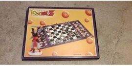 Sonstige Sammlungen - Dragonball Z Schachspiel Neu Original