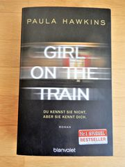 Paula Hawkins - Girl on the