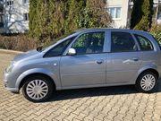 Vermiete Opel Meriva 1 6i