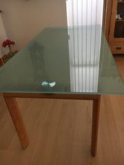 Esstisch Glas 200x100x76 Modell Policleto