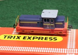 Originalverpackte 2258 TRIX EXPRESS Werksrangierlok: Kleinanzeigen aus Reinfeld - Rubrik Modelleisenbahnen