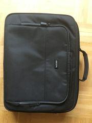 Laptoptasche schwarz - WIE NEU