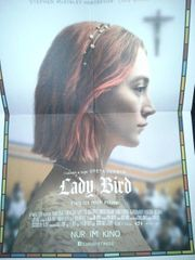 Flyer Film Plakat Lady Bird