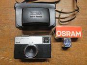 Alte Kamera Fotokamera Kodak Instamatic