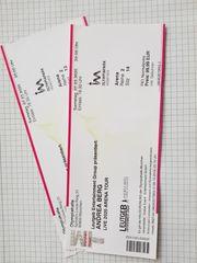 2 Andrea Berg Tickets München