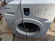 Samsung Waschmaschine zu verschenken nur