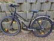 Damen Fahrrad scwarz 28 Zoll