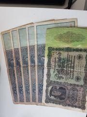 Reichsmark-Scheine