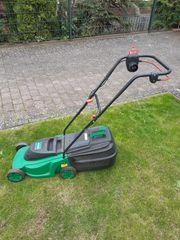 Elektro Rasenmäher Gardenline GLM 32