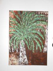 Abstrakte Kunst Handgemaltes Bild Gemälde