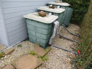 Teichfilteranlage für ein Teichvolumen von
