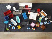 Playmobil-Möbel 30 Teile
