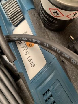Geräte, Maschinen - BEPo Fenstersanierer FFS 150 S