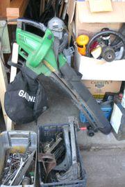 fünf Kisten Elektronik Werkzeug Autoteile
