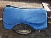 HAF Pad Westernpad blau