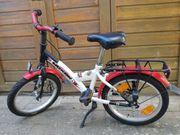 KInder Fahrrad Noxon Fußball 16