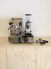 Siebträger La Faimac Espresso Maschine