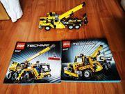 LEGO Technik kleiner Abschleppwagen 2in1