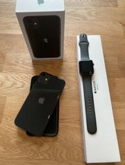 iPhone 11 Black und Apple