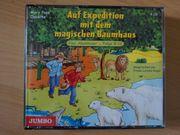 Auf Expedition mit dem magischen