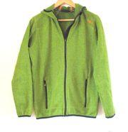 NEUWERTIGE grüne Fleecejacke von CMP