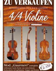 Wunderschöne Geige