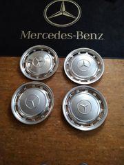 Mercedes Chrome Radkappen w123 w100