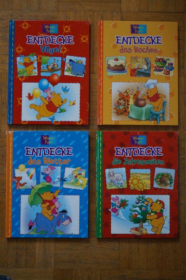 32 Winnie Puuh-Bücher