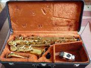 Saxophon Alto-model A 800 Yanagisawa