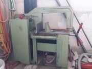 Bügelsäge Metallsäge Säge SERM hydraulisch
