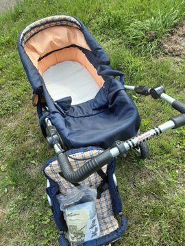 Kinderwagen Hartan Racer XL: Kleinanzeigen aus Windeck Dattenfeld - Rubrik Kinderwagen