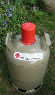Gasflasche 11 KG Propan-Gas Eigentumsflasche