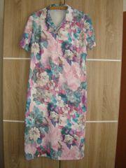 Vintage Sommerkleid- Blütenprint Gr 40