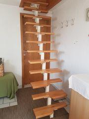 Treppe Geländer günstig abzugeben