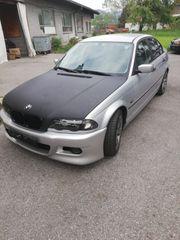 BMW 320 Diesel Limousine