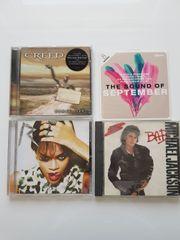 Musik CDs 4 x - Michael