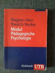 Modul Pädagogische Psychologie