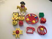 Lego Primo 14 Teile Rasselsteine