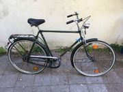 Oldtimer-Fahrrad für Herren ca 50